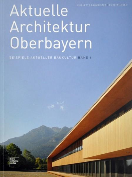 aktuelle architektur oberbayern