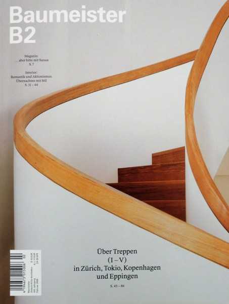 Baumeister Cover