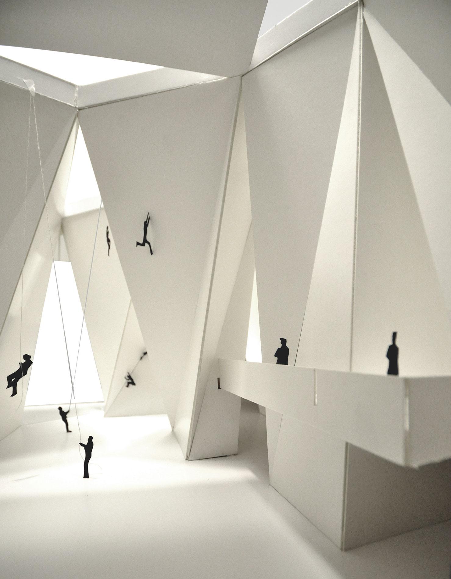 bruneck climbing hall