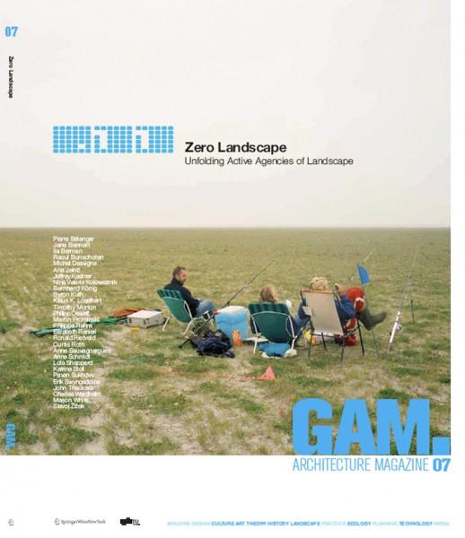 GAM 07 cover