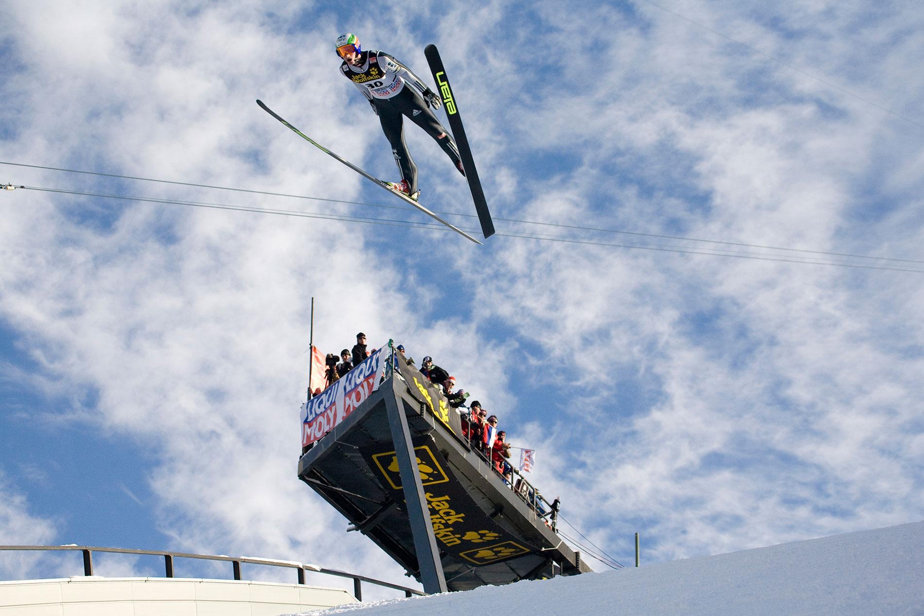 SKI JUMP site photo