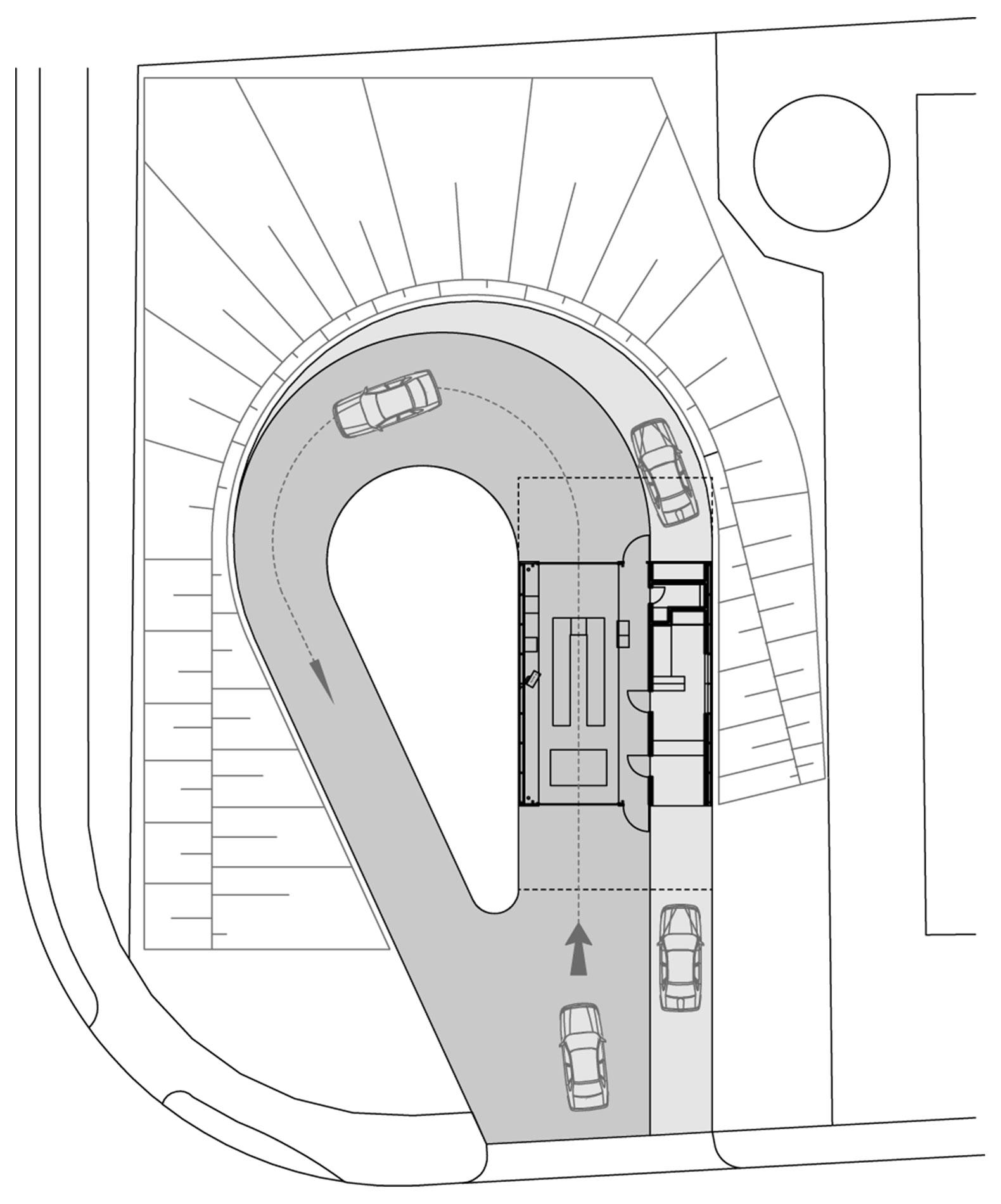 TUEV SUED floor plan