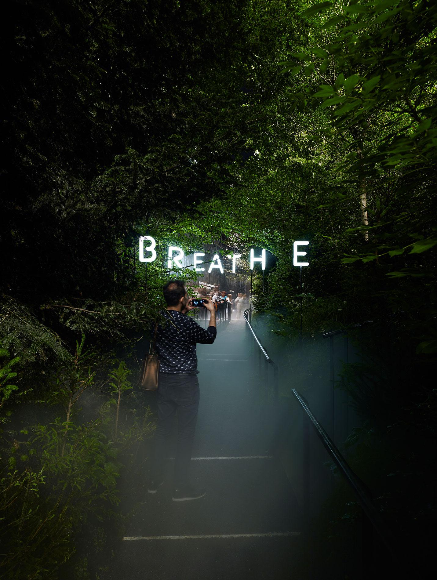 breathe expo photo