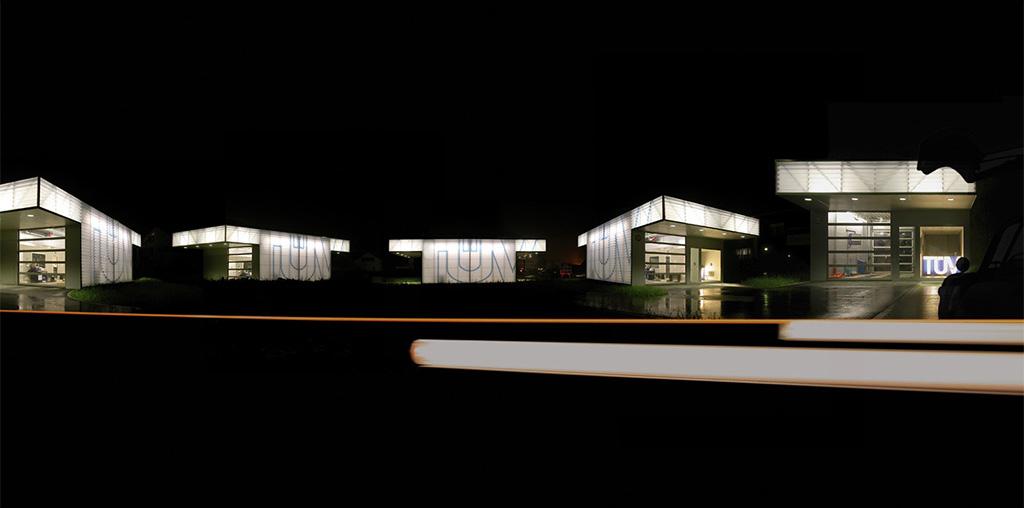 tuev sued testing facility