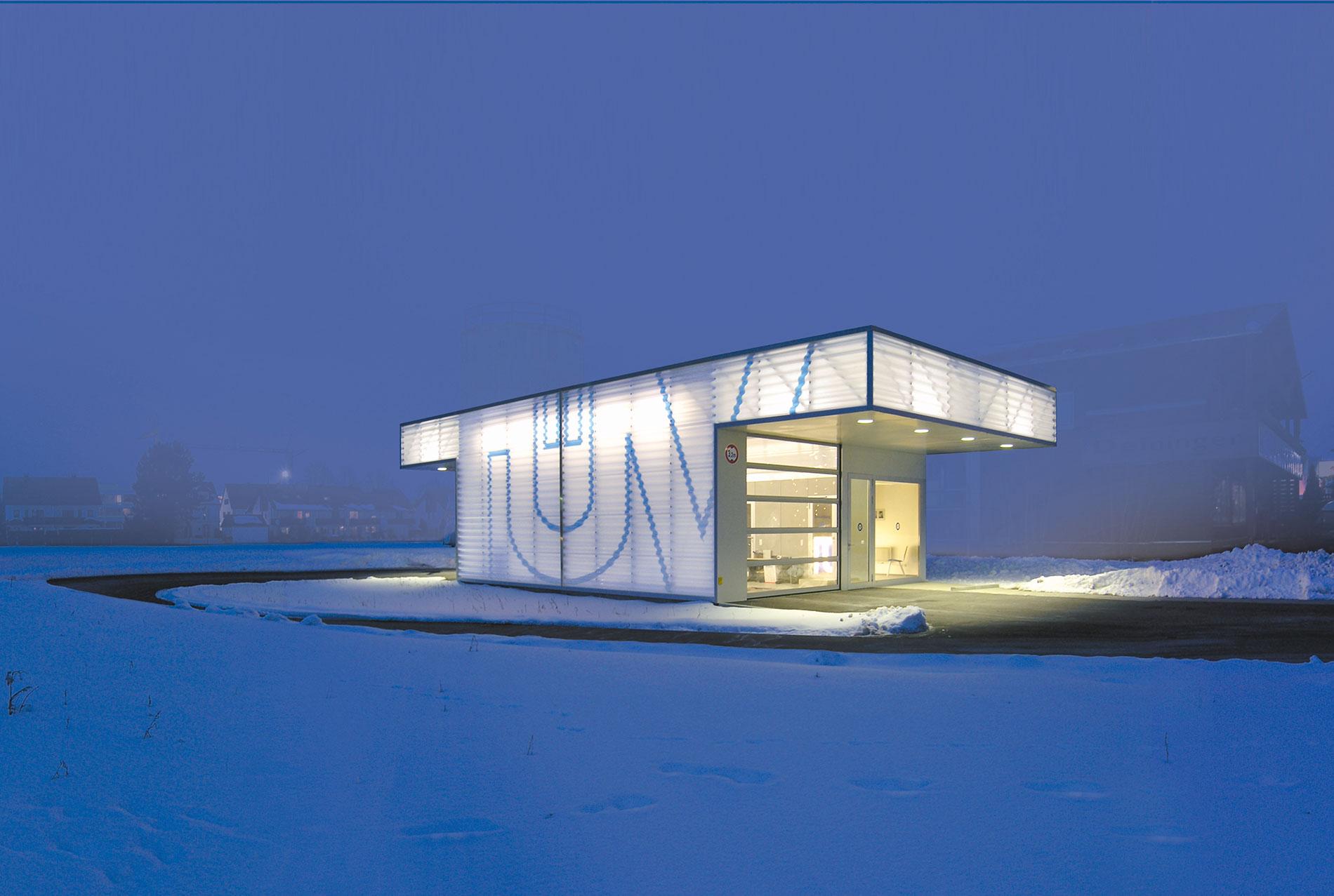 TUEV SUED site photo