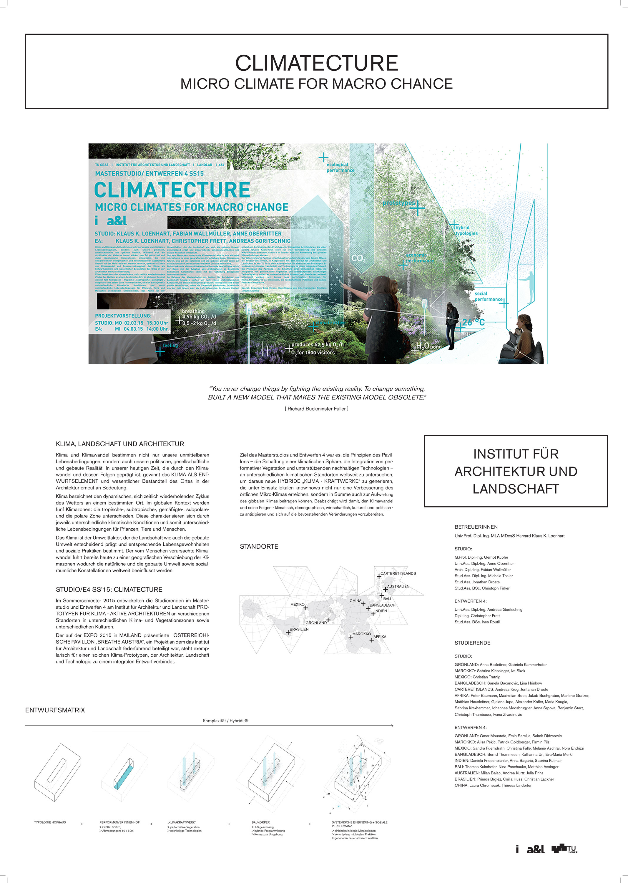 CLIMATECTURE