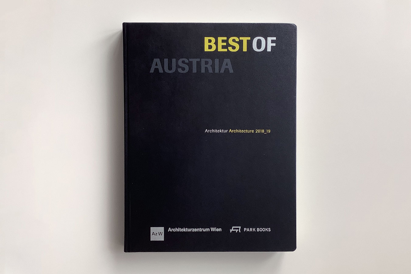 best of austria 18-19 cover